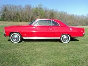 1966 Chevrolet Nova 99999 miles